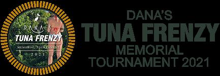 Dana's Tuna Frenzy Logo