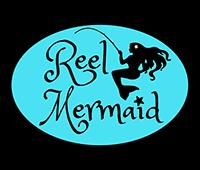 Reel Mermaid Fishing Apparel